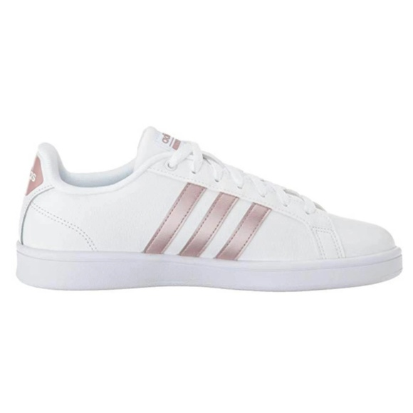 ⚡FLASHSALE ⚡Adidas NEO Cloudfoam Rose Gold Sneaker